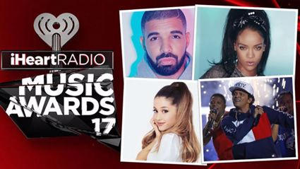 LIVE STREAM: iHeartRadio Music Awards 2017