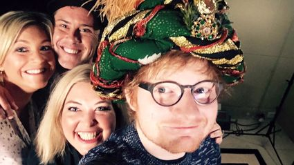 Oracle Ed Sheeran predicts the future of Sarah, Sam and Toni