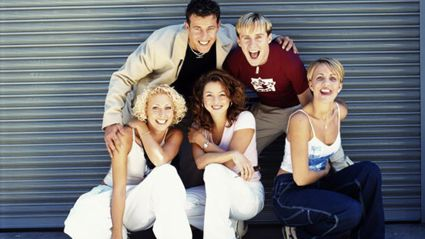 90's band Steps have reunited to mark their 20th anniversary - see them now!