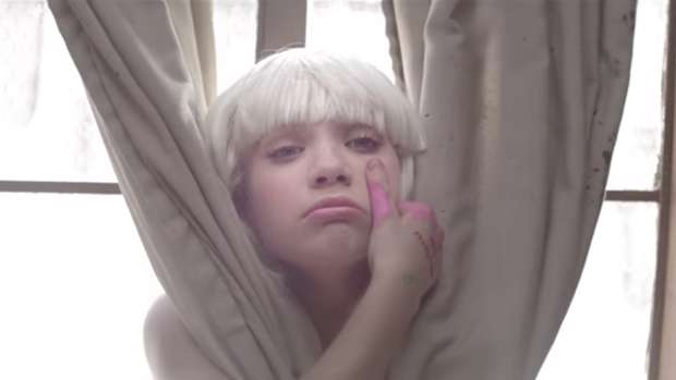 Remember the girl from Sia\'s \'Chandelier\' video? Well she\'s all ...
