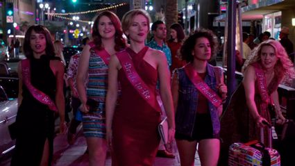 First look at Scarlett Johansson's raunchy new comedy, Rough Night