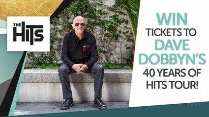 Dunedin: Dave Dobbyn Announces Slice Of Heaven - 40 Years of Hits Tour and Album