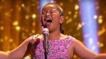 This 12-year-old's cover of Sia's 'Chandelier' will blow you away!