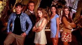 Buffy the Vampire Slayer's 20th anniversary: The cast THEN and NOW