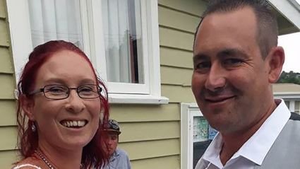 Flooding puts a dampener on Kiwi couple's wedding day