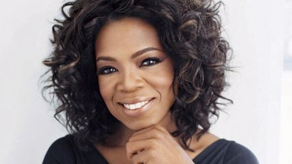 Oprah proudly announces she's now lost over 20kg since joining Weight Watchers