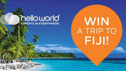Bay Of Plenty: WIN a trip to Double Tree Resort by Hilton Fiji – Sonaisali Island!!!