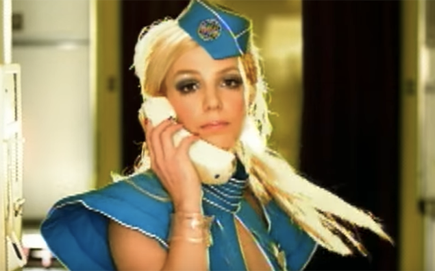 Flight attendant goes viral with perfect recreation of ...