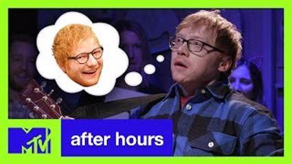 Rupert Grint IS Ed Sheeran?!