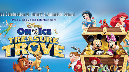 Disney On Ice - Treasure Trove