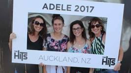 The Hits' Adele fame frame: Thursday - Part 1