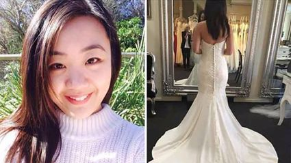 Angela Tan refused to let her not-so-happy ending get her down.