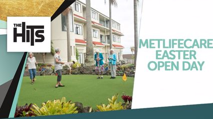 Metlifecare Easter Open Day!