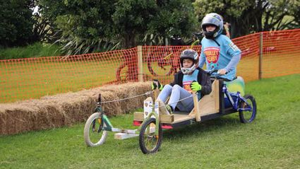 Gallery: Beachlands Trolley Derby