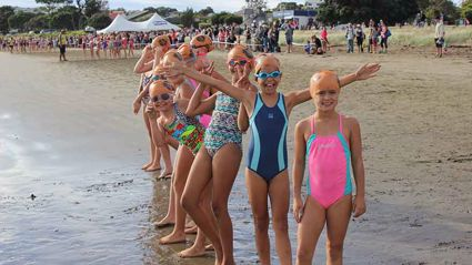 The Hibiscus Coast Sanitarium Weet-Bix Kids TRYathlon: Part 1