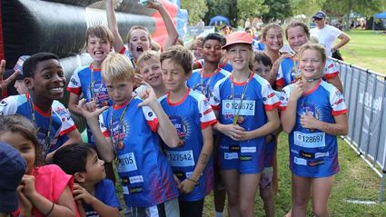 The Hibiscus Coast Sanitarium Weet-Bix Kids TRYathlon: Part 2
