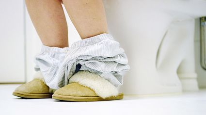 Here's why you may be needing the toilet in the middle of the night