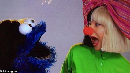 Sia, Songs and Sesame Street!
