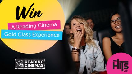Wellington: Win A Gold Lounge Experience At Reading Cinemas