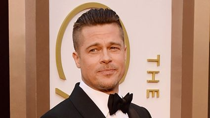 Is this really Brad Pitt's new girlfriend?