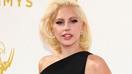 Lady Gaga has debuted a new hair style in celebration of her birthday