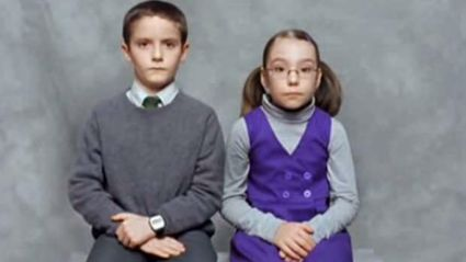 The kids from the Cadbury eyebrow ad are all grown up now!
