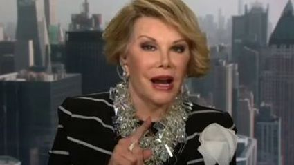 Joan Rivers storms out of a CNN interview