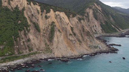 Kaikoura earthquake shake greater than Christchurch