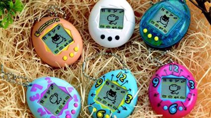 Tamagotchis have been re-released!