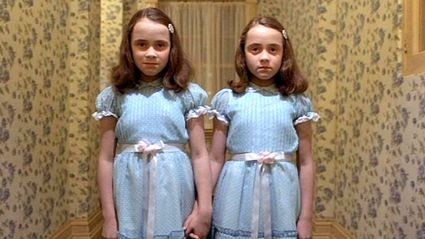 See what the creepy twins from 'The Shining' look like today...