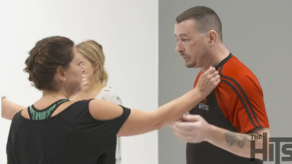 Try it out Tuesday - Self Defence Class