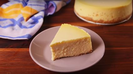 This slow-cooker cheesecake recipe is incredible!