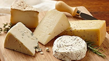 Eating cheese could help you live longer...
