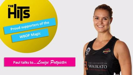 LISTEN: Lenize Potgieter from WBOP Magic