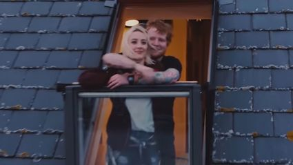 Ed Sheeran's Galway Girl music video is finally here