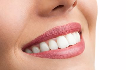 Apparently rubbing these two ingredients on your teeth will make them whiter in minutes