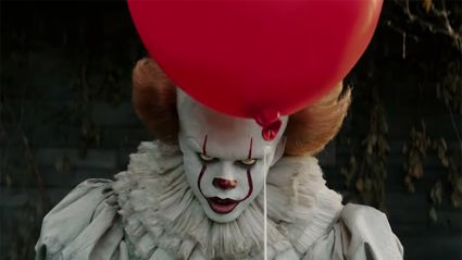 WATCH: The new IT trailer will leave you petrified