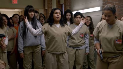 First look: Season 5 of Orange is the New Black is set to bring the drama