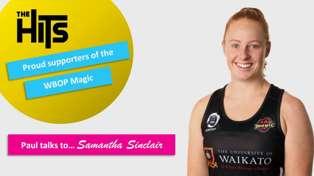 LISTEN: Samantha Sinclair from WBOP Magic
