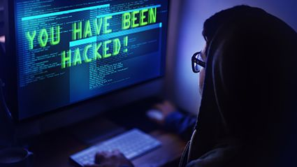 CYBER ATTACK: If your computer has a new desktop background when you log in, you may have been hacked!