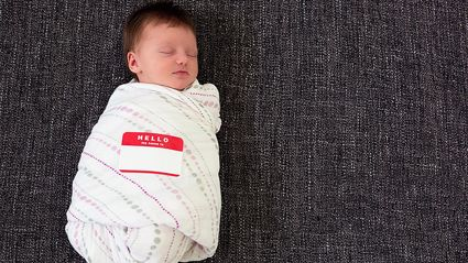The two baby names that have plunged on new most-popular list