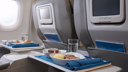 Revealed: Just how bad plane food is for you