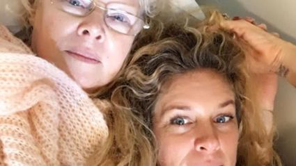 Rachel Hunter's mother passes away
