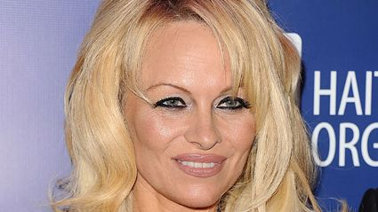 Pamela Anderson steps-out at Cannes Film Festival looking unrecognisable!
