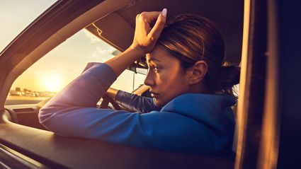 Could your long work commute be causing depression?