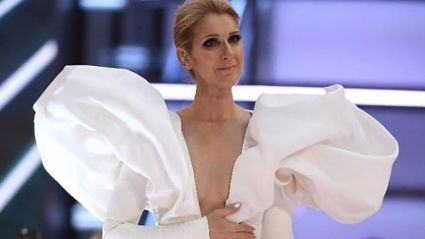 Céline Dion stuns with emotional performance of 'My Heart Will Go On' for Titanic's 20th anniversary