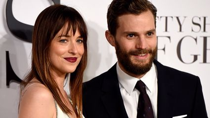 Rumours Fifty Shades' Jamie Dornan and Dakota Johnson have been secretly seeing each other