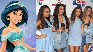 "Little Mix member is ""in talks"" to play Jasmine in 'Aladdin' live-action remake"