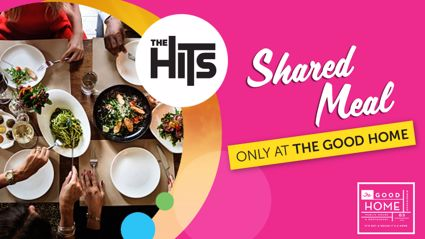 WIN: The Hits Shared Meal