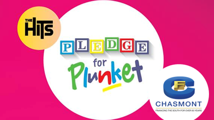 Pledge for Plunket - Celebrity Baby Photo Challenge with Chasmont Finance
